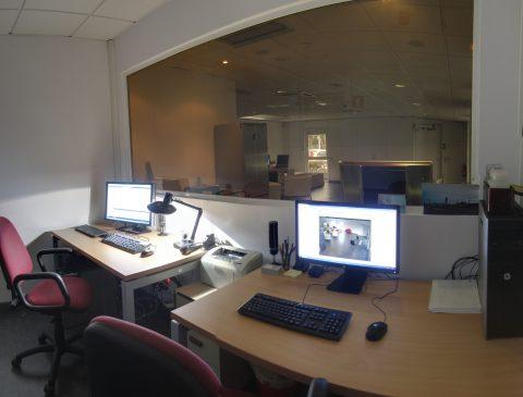 ControlRoom - Living Lab